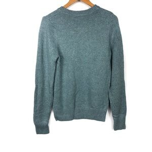 Abercrombie & Fitch Sweaters - A&F Vneck teal sweater ✨